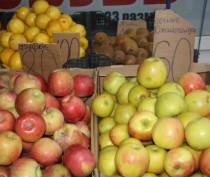 Новости Феодосии: На феодосийский рынок вернулись фрукты и овощи