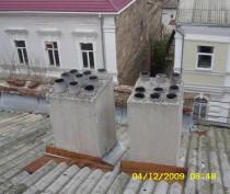 График проверки дымовентиляционных каналов в домах (МУП ЖЭК №2)