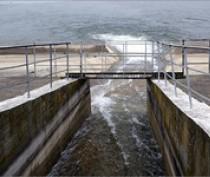 Новости Феодосии: Прекратилась закачка воды в Феодосийское водохранилище