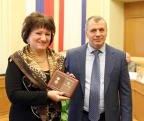 Новости Феодосии: Директору феодосийского музея Грина присвоили почетное звание