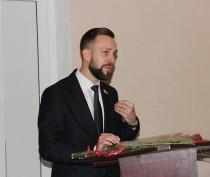 Новости Феодосии: Новым секретарем феодосийских единороссов стал Рэм Киселев