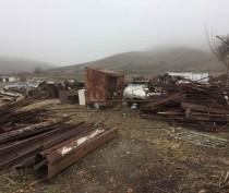 Новости Феодосии: Житель феодосийской Щебетовки «схлопотал» протокол за хранение металлолома