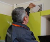 Феодосийские многоэтажки в пик холодов остались без газа (ВИДЕО)