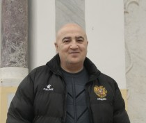 Новости Феодосии: Ашот Габоян: «Благодаря армянину Феодосия звучит»