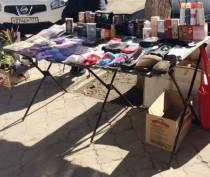 Новости Феодосии: В Феодосии уличные торговцы рыбой, цветами и текстилем понесут админнаказание