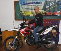 Новости Феодосии: Фотоотчет с тренинга по безопасному вождению мотоцикла