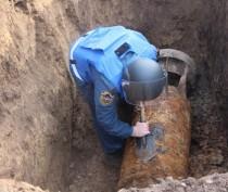 Новости Феодосии: Недалеко от Феодосии обезвредили полутонную бомбу времен войны