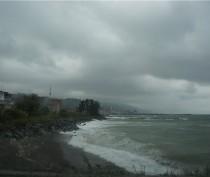 Новости Феодосии: Облачные выходные в Феодосии переросли в пасмурный понедельник