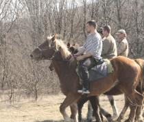 Новости Феодосии: Тренировка феодосийских каскадеров