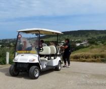 Новости Феодосии: Водителей феодосийских электромобилей могут обязать проходить экскурсионные курсы