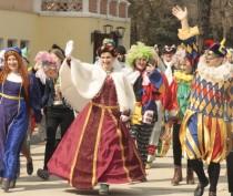 Новости Феодосии: Всемирный день театра с размахом прошел в Феодосии