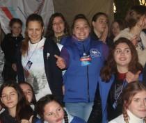 Новости Феодосии: «Первый. Космический» прошел на горе Клементьева