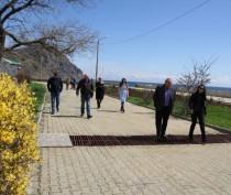Власти Феодосии проверяют законность размещения НТО в поселках перед сезоном