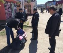 Новости Феодосии: Еще несколько торговцев попались на «стихийке» в Феодосии