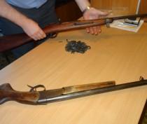 Новости Феодосии: У феодосийца изъяли незарегистрированное оружие и патроны