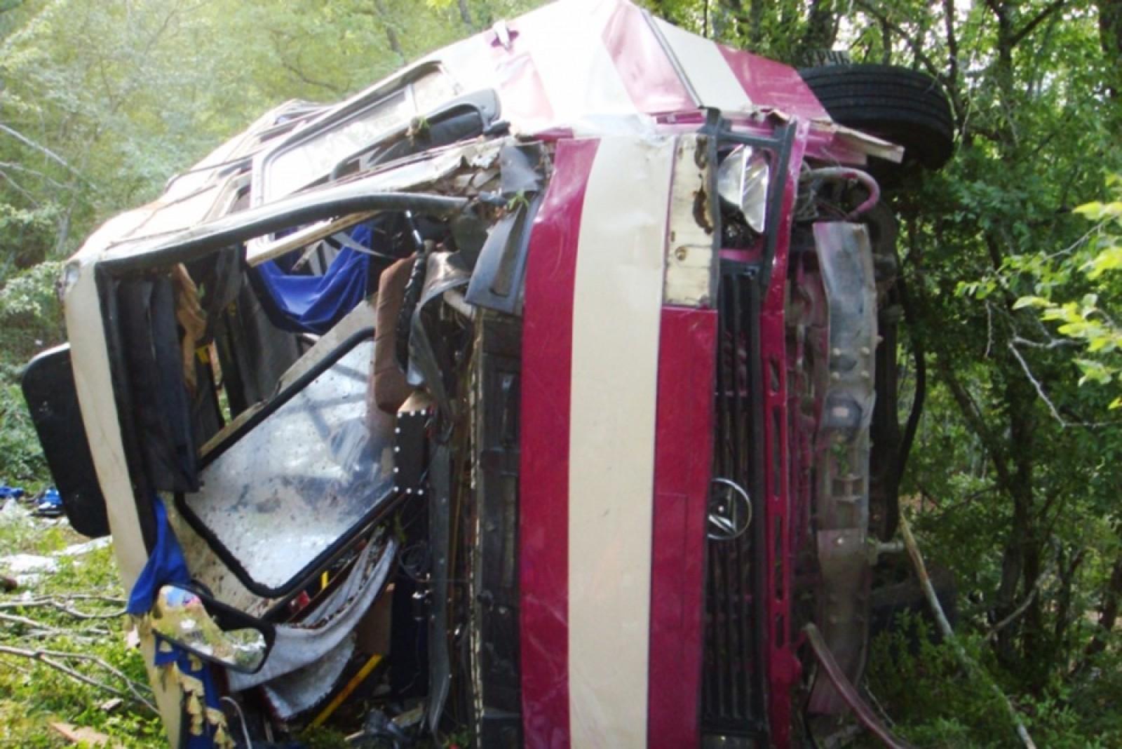 Крым авария погибло 6 человек фото 7