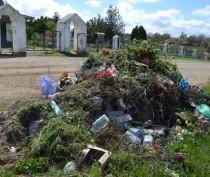 Новости Феодосии: Под Феодосией убрали более 40 кубометров мусора