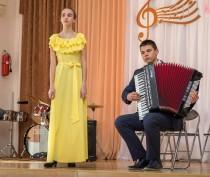 Новости Феодосии: В феодосийской музыкальной школе №1 прошел отчетный концерт