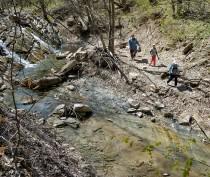Новости Феодосии: Поход на старокрымские водопадики