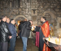 Новости Феодосии: Армяне Феодосии почтили память жертв геноцида