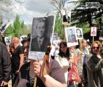 Феодосийцы пройдут на параде с портретами родных, героев Победы