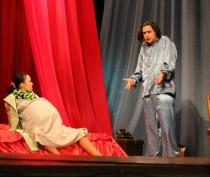 «Любовники» - в феодосийском театре «Парадокс»