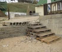 Новости Феодосии: Пляж поселка под Феодосией подготовили к сезону