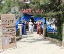 Новости Феодосии: Бювет воды «Феодосийская» открыт в городе