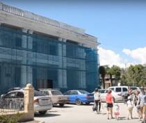 Новости Феодосии: Инвестор откроет развлекательный центр в здании бывшего клуба санатория «Восход»