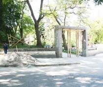 Новости Феодосии: Реконструкция храма Сурб-Саркис в Феодосии продолжается