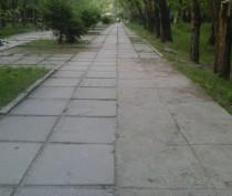 Власти Феодосии связывают благоустройство Комсомольского парка с началом строительства здания «Волшебного театра»