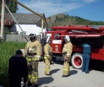 Новости Феодосии: Огнеборцы спасали детей и тушили условный пожар в детском саду под Феодосией