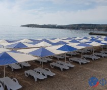 Новости Феодосии: Идет работа над подготовкой пляжа Камешки