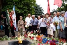 Новость. Город: Феодосия - День памяти и скорби в Феодосии