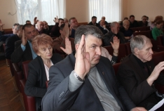 Новость. Город: Феодосия - Четырех феодосийских депутатов лишают мандатов? Обновлено