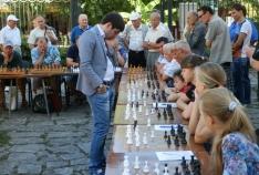 Новость. Город: Феодосия - Спортсмены из России и Латинской Америки съедутся в Феодосию на шахматный фестиваль