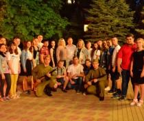 Новости Феодосии: Феодосия поддержала всероссийскую акцию «Свеча памяти»