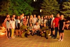 Новость. Город: Феодосия - Феодосия поддержала всероссийскую акцию «Свеча памяти»