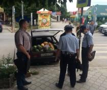 Новости Феодосии: Граждане из Украины и Армении попались на стихийной торговле в Феодосии