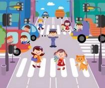 Новости Феодосии: Интерактивная игра для детей на знание правил дорожного движения пройдет в Феодосии