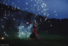 Новость. Город: Феодосия - Коктебель примет II Международный Фестиваль Огненных театров