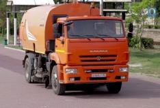 Новость. Город: Феодосия - Современная уборка набережной (ВИДЕО)