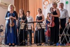 Новость. Город: Феодосия - В Феодосии открылся фестиваль «Музыкальное созвездие Айвазовского»