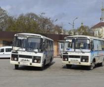 Новости Феодосии: Стало известно расписание работы феодосийских маршруток на выходные