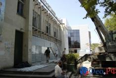 Новость. Город: Феодосия - «Наконец-то срам прикрывают»