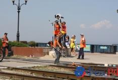 Новость. Город: Феодосия - Кипит работа в Феодосии
