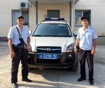 В Феодосии росгвардейцы помогли своевременно доставить в больницу 7-летнего ребенка