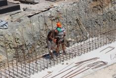 Новость. Город: Феодосия - Подрядчик обещает догнать график строительства школы на Челноках в Феодосии уже в августе (ФОТО)