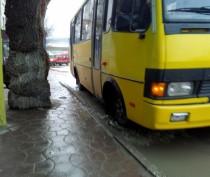 За месяц водителей автобусов в Феодосии 66 раз ловили на нарушениях ПДД