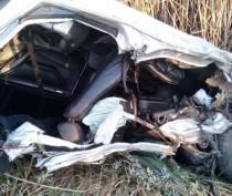 Смертельное ДТП в Феодосии: двое погибших, один госпитализирован (ФОТО)